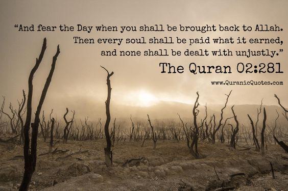 Al-Baqarah ayat 281